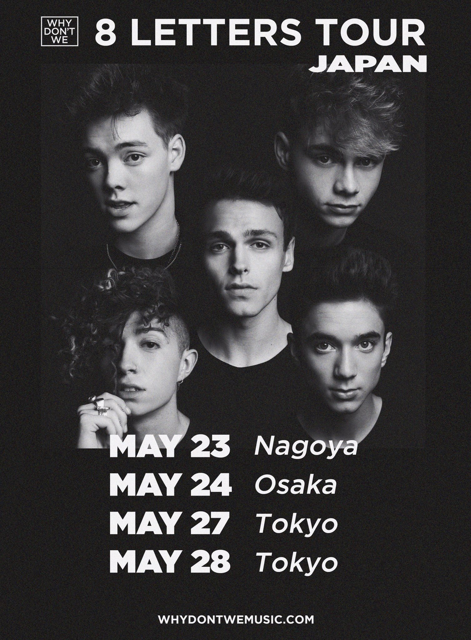 Why Don't We  @ whydontwemusic