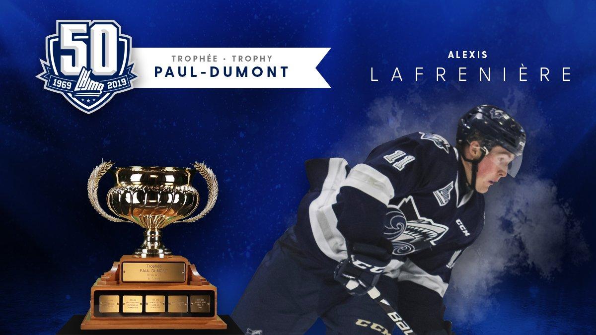 #QMJHL50's photo on Alexis Lafrenière