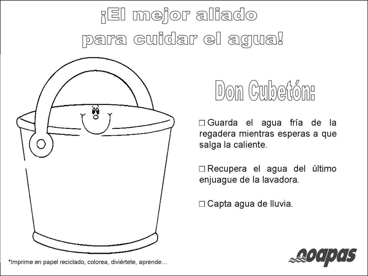 Ooapas Morelia On Twitter Imprime En Una Hoja Reciclada