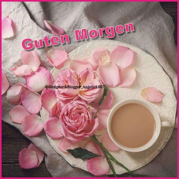 Angélique Sur Twitter Guten Morgen Ihr Lieben
