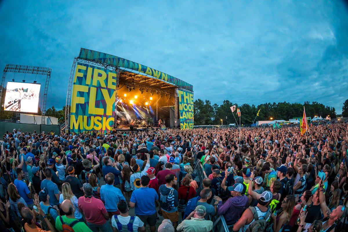 Firefly Music Festival 2021 tickets