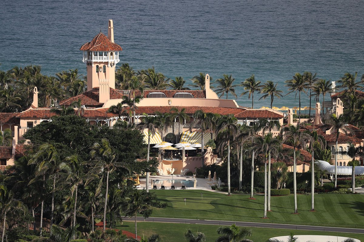 Chinese woman carrying malware arrested at Trump's Mar-a-Lago resort
