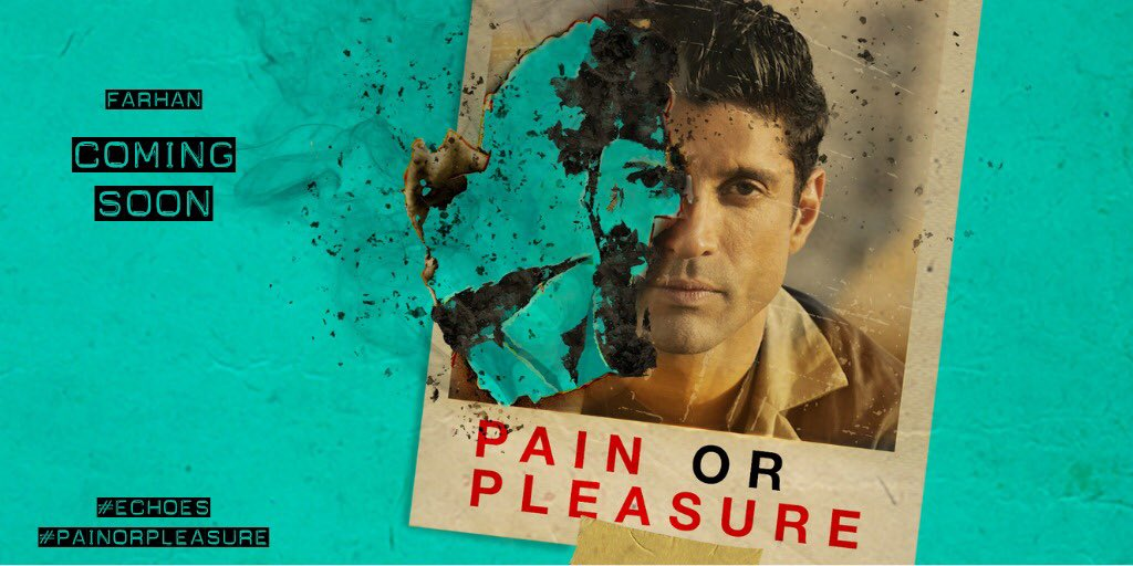 Pain or Pleasure, my latest single, this Friday! Only 2 days to go #Echoes #PainOrPleasure