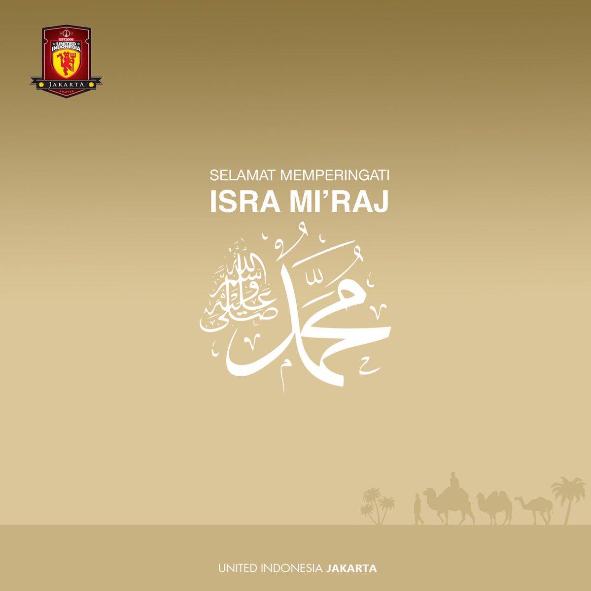 Selamat memperingati Isra Miraj Nabi Muhammad SAW bagi muslim dan muslimah di dunia dan selamat berlibur.   #UIJKT