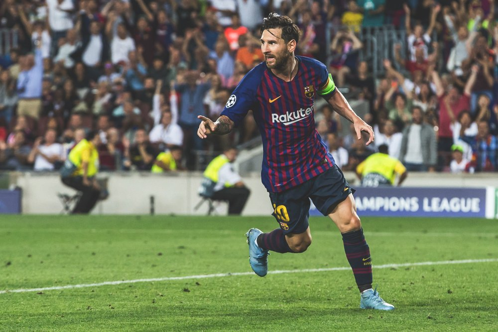 This is staggering: Lionel Messi after Xavi's transfer to Al-Sadd SC: 195 goals in 194 matches Lionel Messi after Andrés Iniesta's transfer to Vissel Kobe: 42 goals in 39 matches