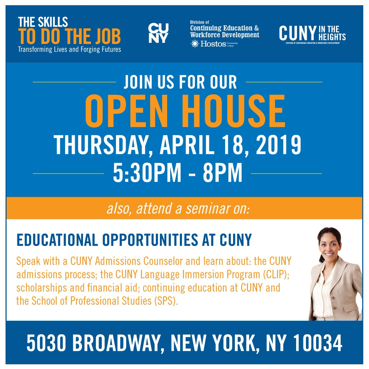CUNY in the Heights (@CUNYintheHeight) | Twitter
