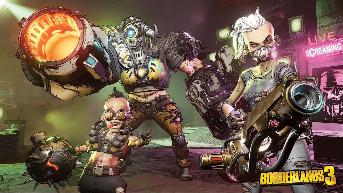 'Borderlands 3' will arrive September 13th on PC, PS4 and Xbox One