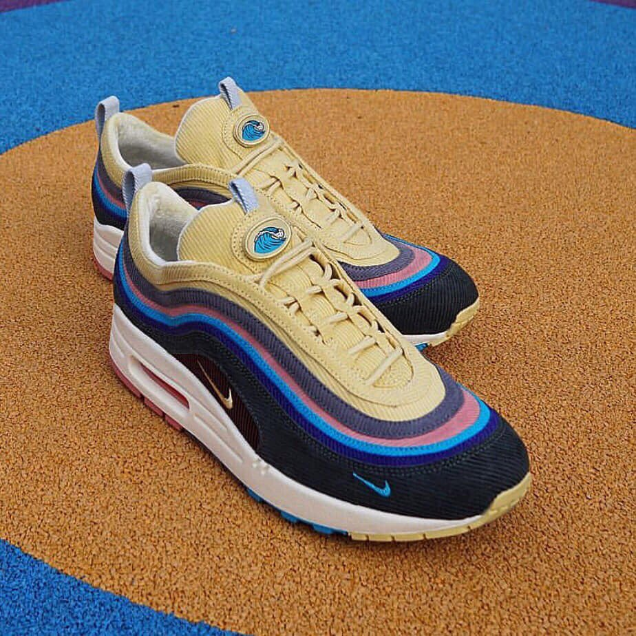 the best attitude d473b cc945 Sean Wotherspoon X Nike Air Max 97 / 1 SIZE (US) : 5 - 12 US ...