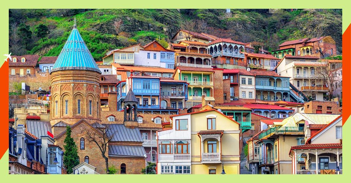 69% de bonnes réponses, bravo !  La 3eme destination inaugurée par #AirFrance le weekend dernier est bien #Tbilissi en Géorgie 🇬🇪  Retrouvez toutes nos destinations ici 👉http://bit.ly/tbilissiettousnosvols… #AirFrance #FranceistheAir