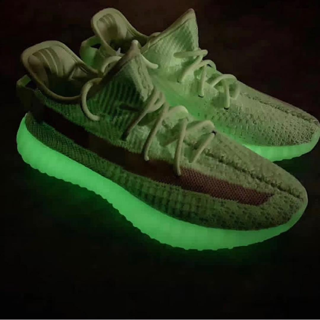 57a880a17 adidas might be releasing glow in the dark yeezy boost 350 v2