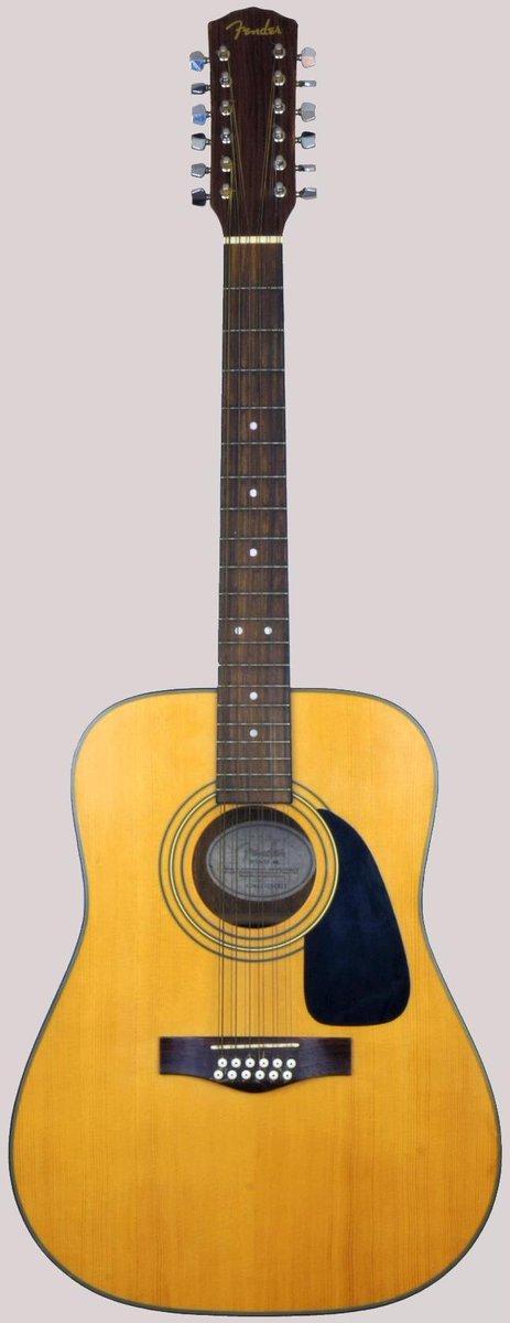 Fender DG10 12 string folk Guitar at Ukulele Corner