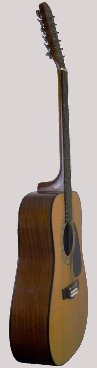 Fender acoustic 12 string guitar