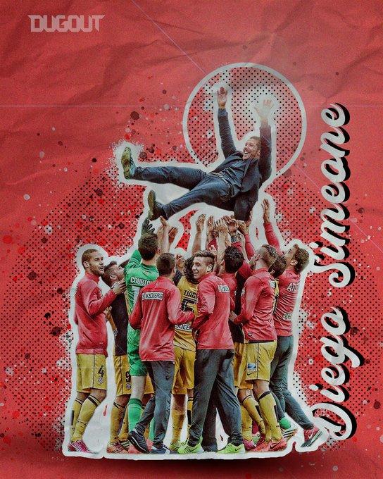 Happy Birthday Diego Simeone