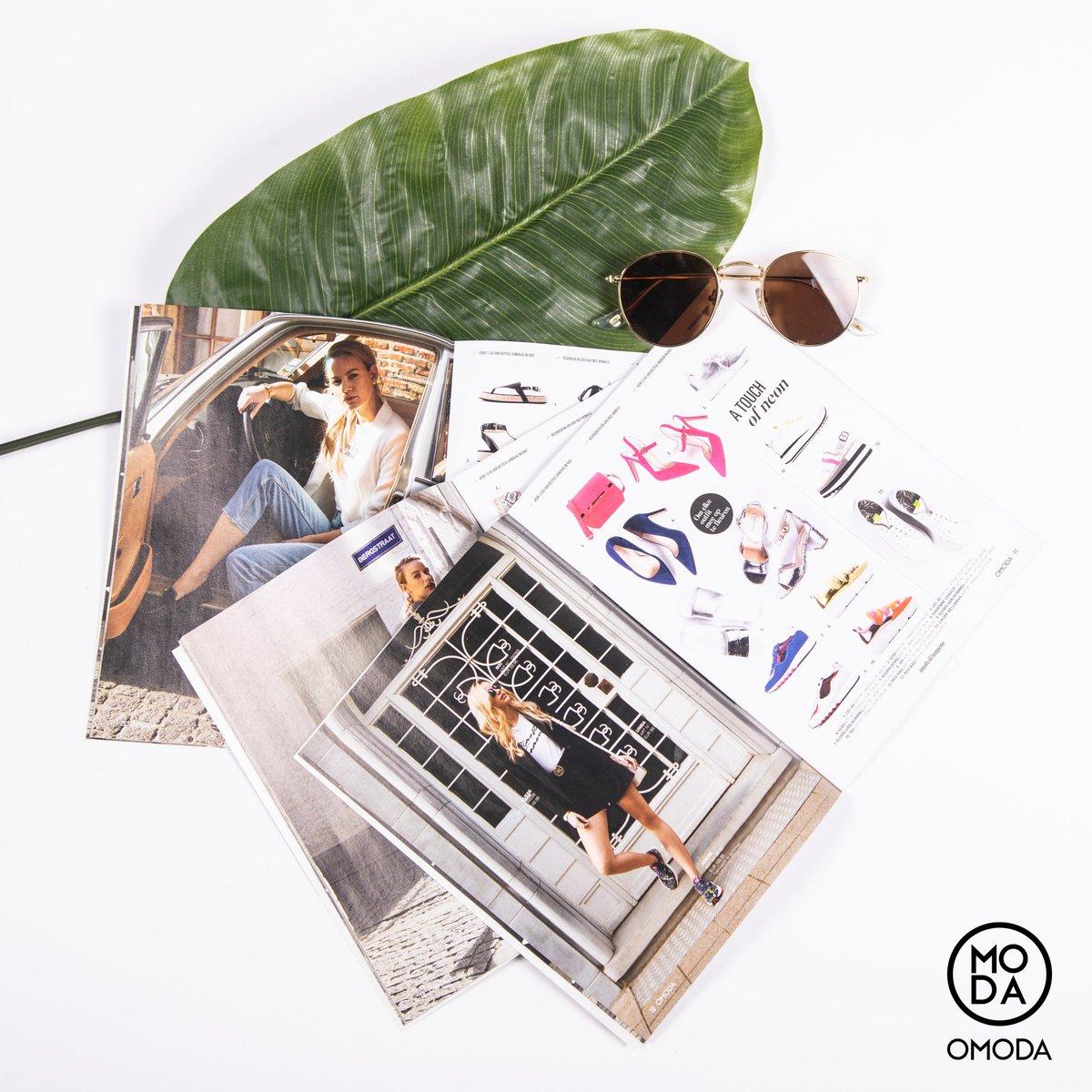 d481702b1f4 Deze editie van het Omoda Magazine zit vol nieuwe collectie damesschoenen,  schoenentrends en mode-inspiratie. Het perfecte leesvoer voor iedereen met  een ...