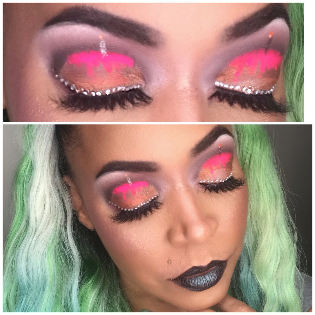 Live Makeup Tutorial Every Monday night on @zivalash on facebook at 7pmCT/8pmET. IG: 2precious2besquandered. FB: Shapoppin with Shannon ...
