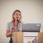 Image for the Tweet beginning: Prof Helen Murphy @uniofeastanglia gives