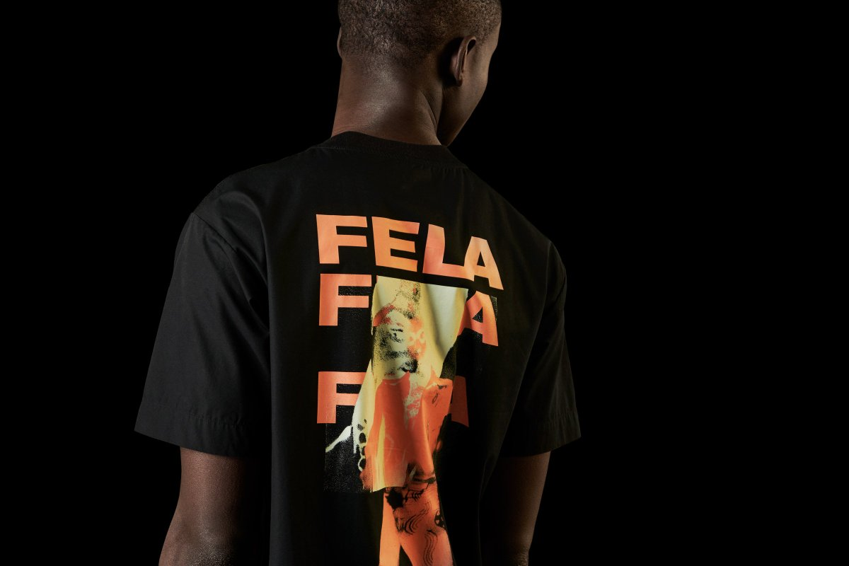 9281147bea felakuti x Carhartt WIP collection available from tomorrow in stores and  online. More information here: http://bit.ly/SS19Fela1 pic.twitter .com/xusTTDjyP3