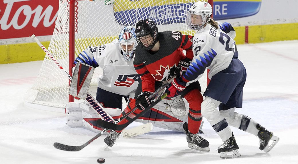 Tsn Hockey On Twitter Bring On The World Canada Opens Group A Play Against Switzerland On Thursday As The 10 Team World Women S Hockey Championship Gets Under Way Watch It