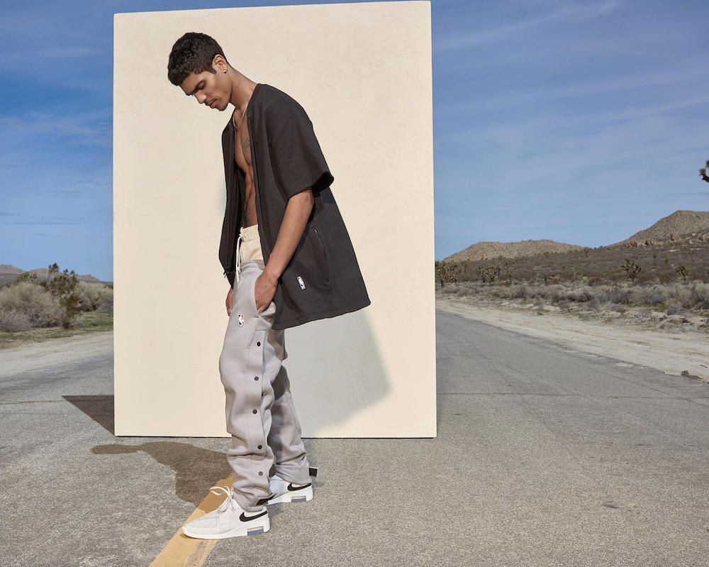 new products 1e366 4a8ae jerry lorenzo unveils nike air fear of god spring summer 2019 collection