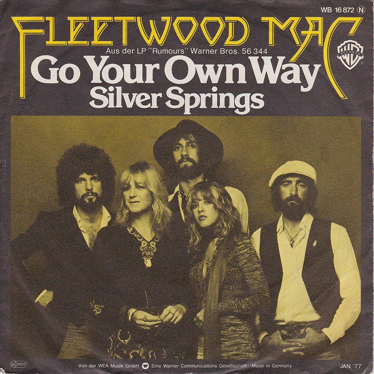 the dance fleetwood mac go your own way