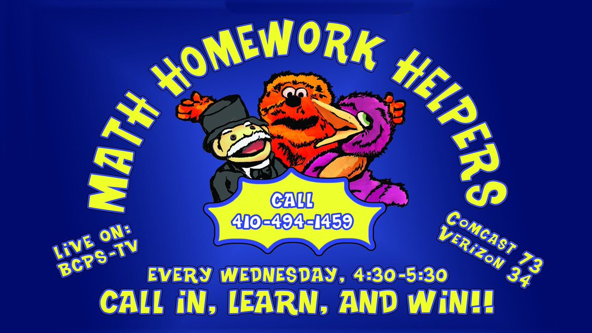 bcps tv math homework helpers