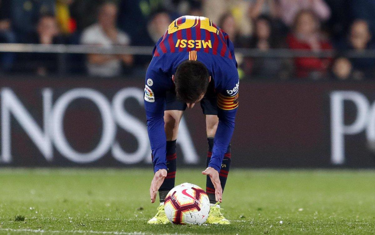 Messi được bầu là cầu thủ sút phạt vĩ đại nhất mọi thời đại