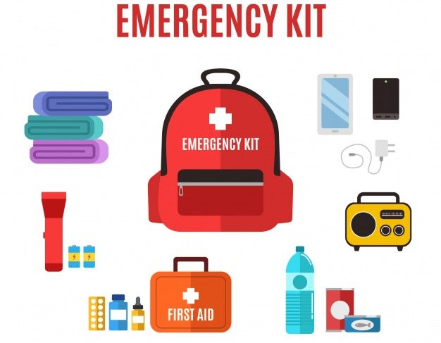 Are you prepared for an #earthquake or other disaster? Visit http://ready.gov/build-a-kit  to make sure you have everything you'll need in an emergency.