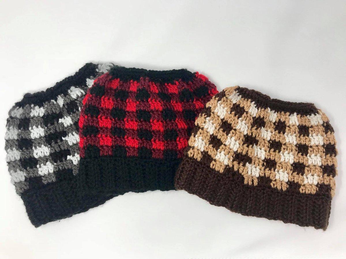f70826409611b7 ... children and adult hats, baby blankets and so much more. #messybun  #slouchhat #ponytailbeanie #beanie #beanies  #winterhatspic.twitter.com/C4gdjDkLGG