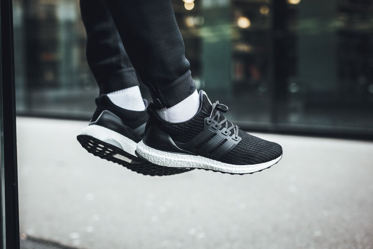 quality design b9071 4a9b1 check this out N O W 🎉 Adidas Ultraboost 4.0 - Core Black ...