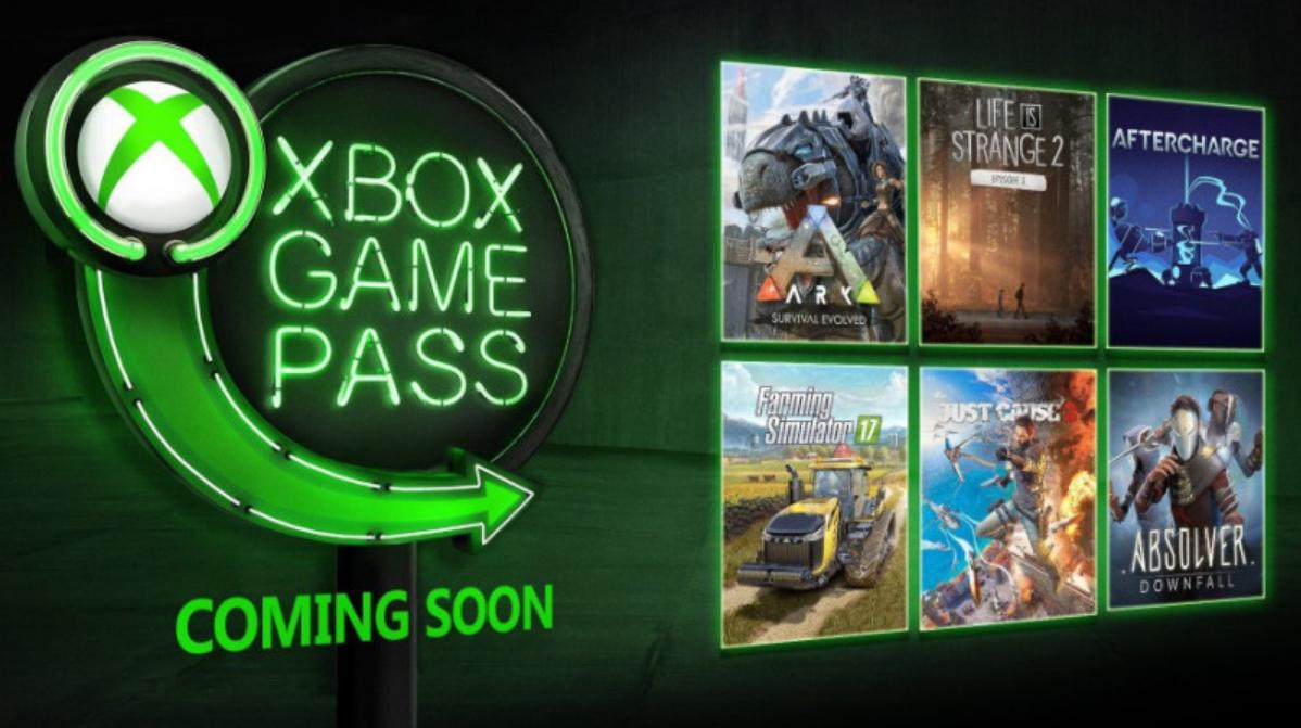 12 months Xbox Game Pass - 200+ games, new games every month, 1P day and date games on Xbox One and PC, discounts on games & DLC - your chance to win just RT. Drawing later today. #Xbox