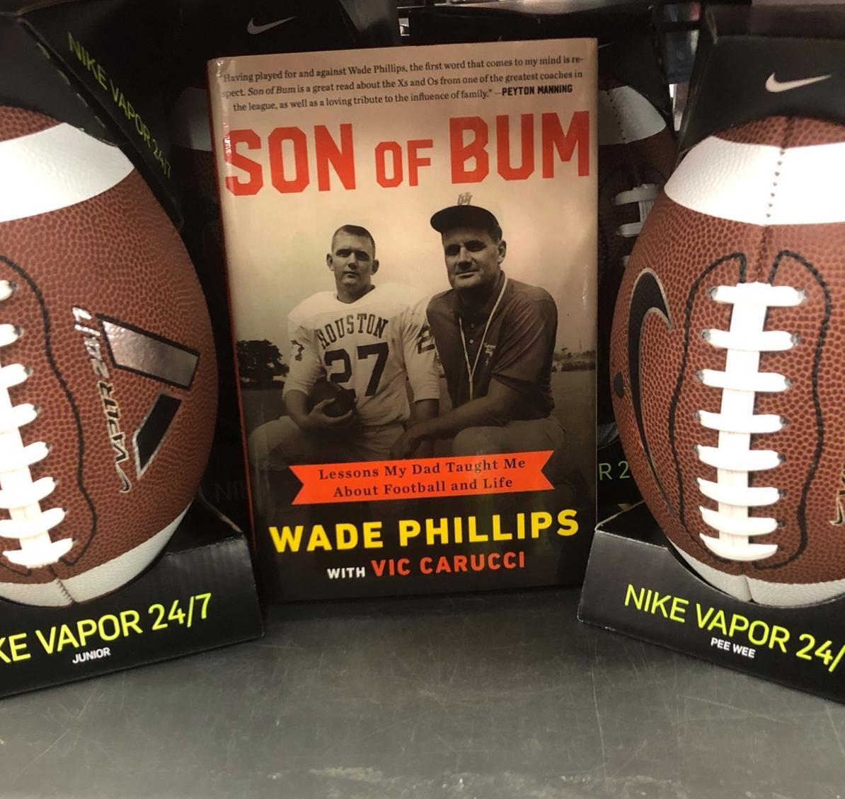 Denver Broncos Players Sons