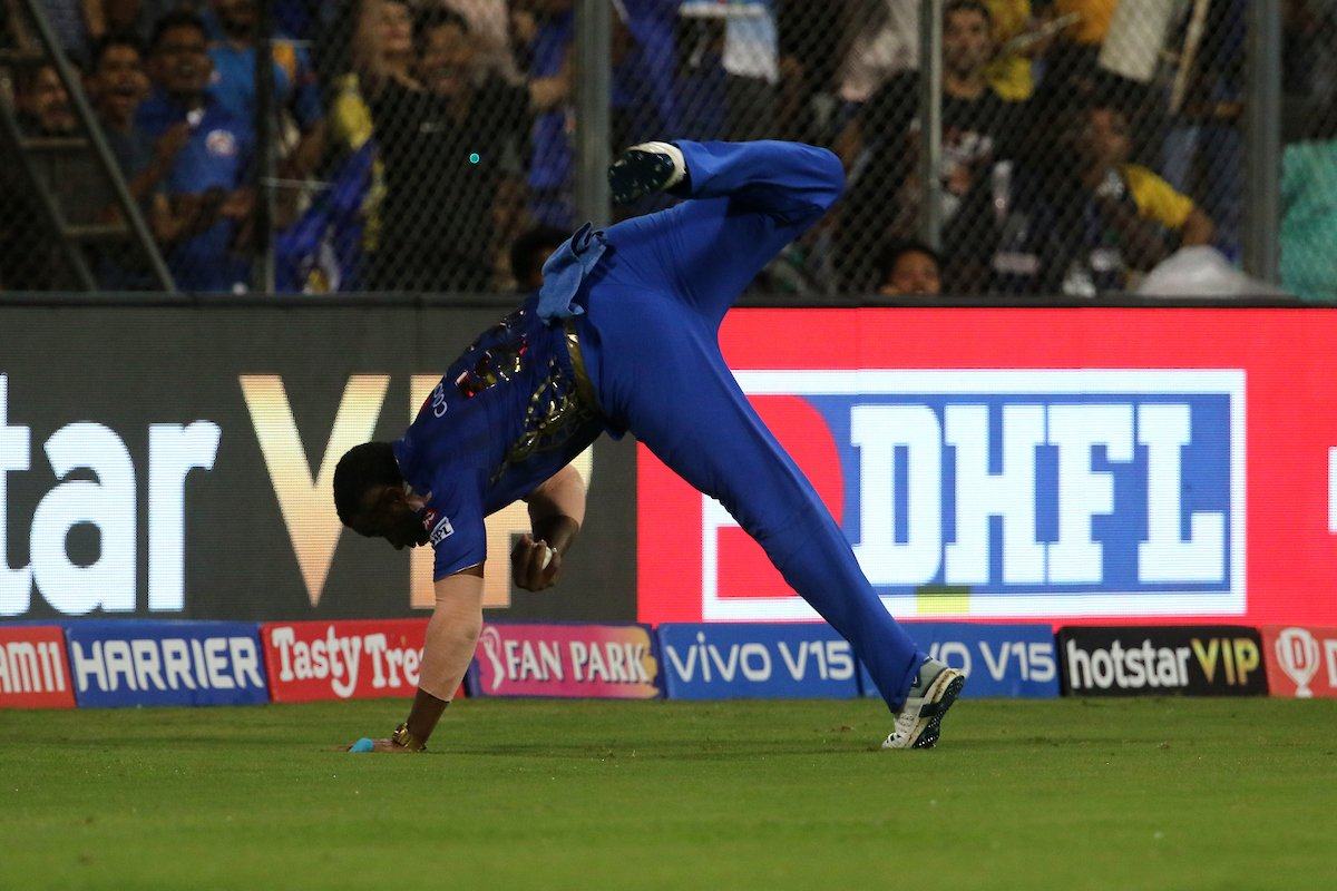 #MIvCSK - CSK loses due to Dhoni