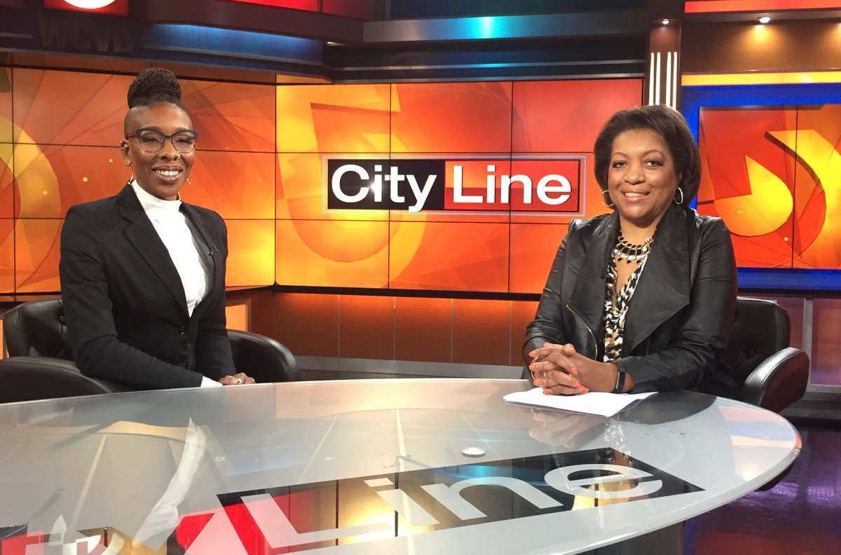 Theo Tyson (@ms_theotyson) is the first African American to be appointed as the Polly Thayer Starr Fellow in American Art at the @BostonAthenaeum, on #BeaconHill. She tells @KarenHolmesWard more about her role on @CityLine5, Sunday at noon on @WCVB.