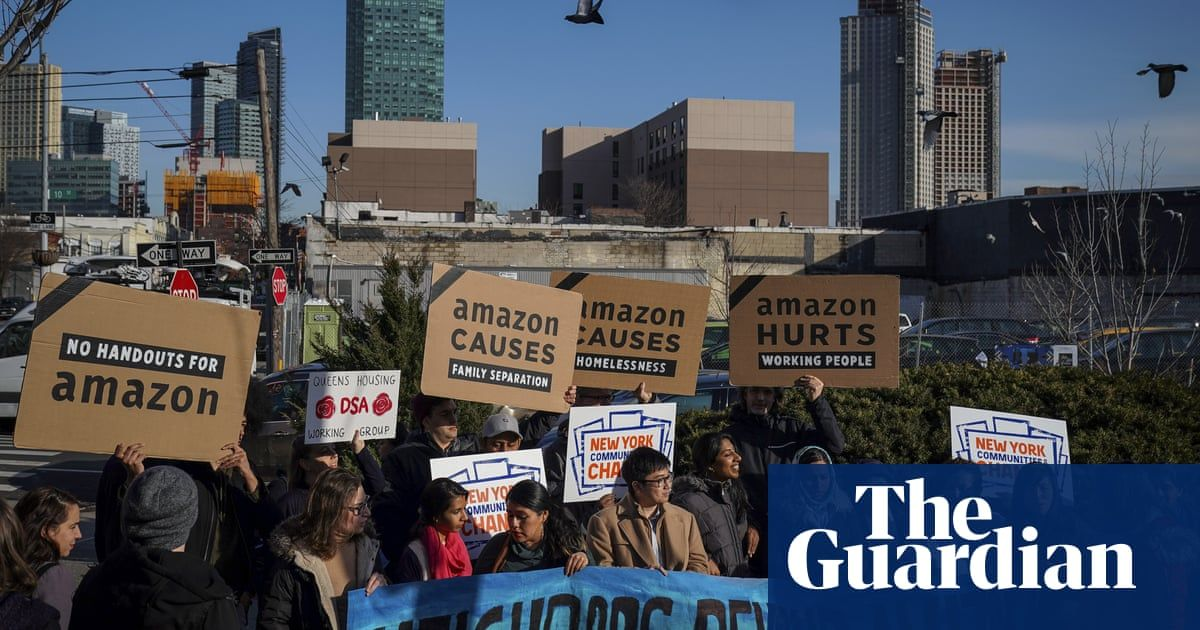 """""""I'm hoping it signals to other corps that they can't come into town and say: 'We want this, and this, and this – and we'll create some jobs, but we'll tell you how many later."""" - @MaritzaSf in @guardian https://buff.ly/2uStdD7 #wemakethiscity #forUSnotamazon"""