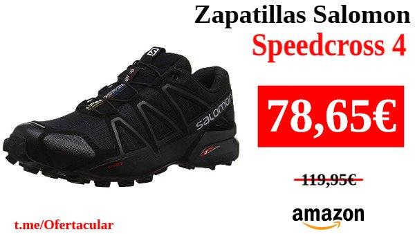 salomon speedcross 4 amazon official news