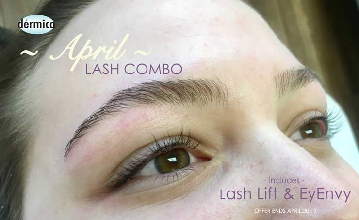 968cc8b9759 Book your #lashlift online at http://dermica.ca ✨Take advantage