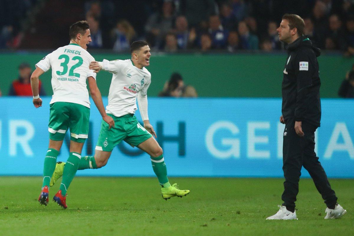 Шальке с Коноплянкой вылетел из Кубка Германии после домашнего поражения Вердеру - изображение 3