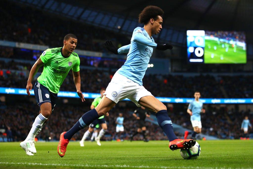 Video: Manchester City vs Cardiff City