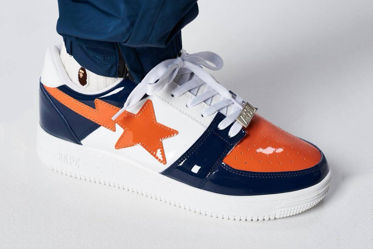 c1f4de364a9e BAPEOFFICIAL is back with fresh  BAPESTA colorways for spring.  https   hypb.st cwbhl pic.twitter.com oI3YGsQI0C