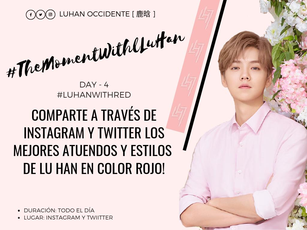 Luhanwithred Hashtag On Twitter