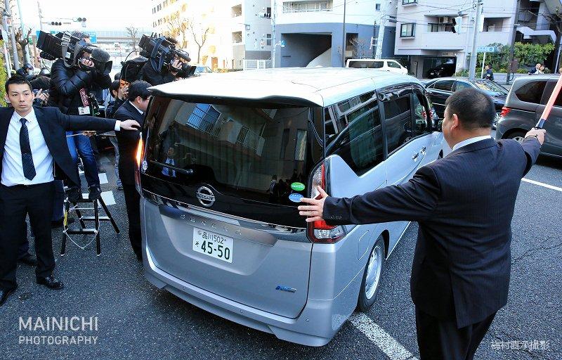 毎日新聞写真部's photo on 東京地検特捜部