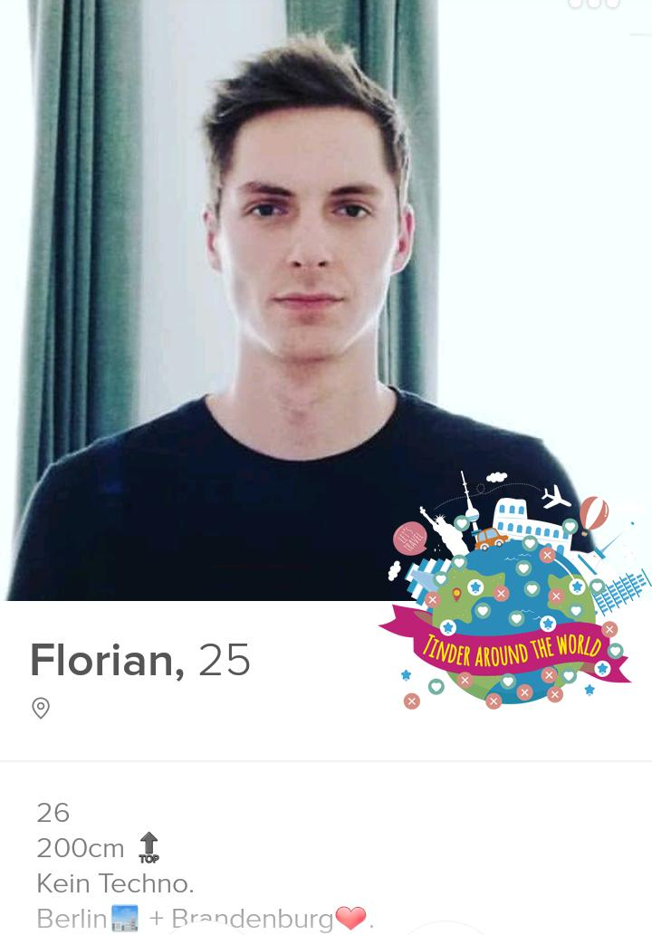 Tinder in germany