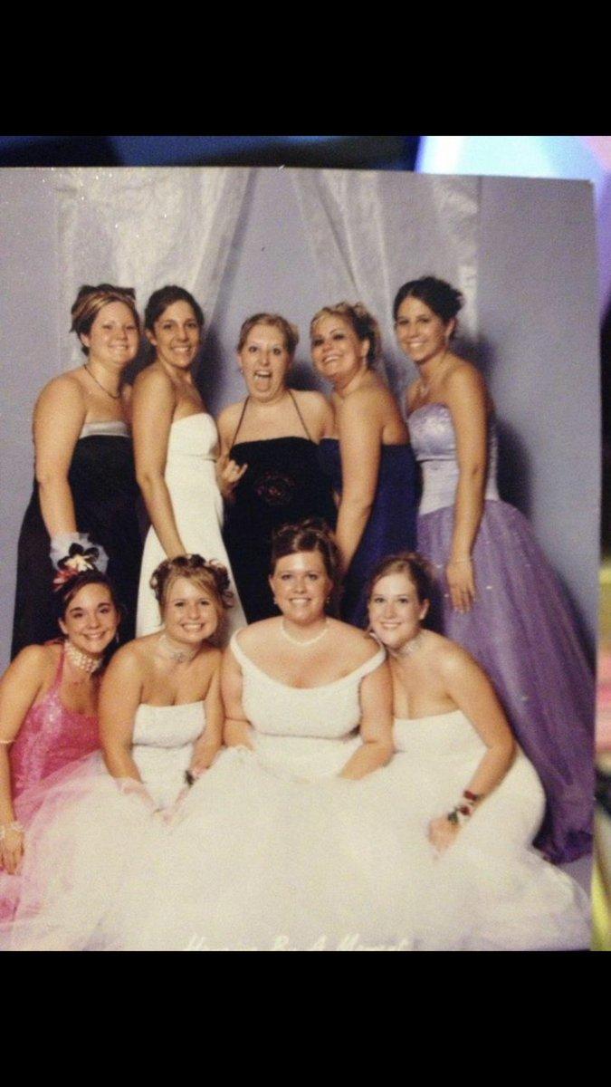 Senior Prom circa 2003 #teachersgotoprom