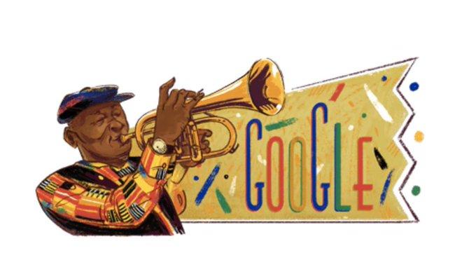 Happy Birthday to the Originator....Hugh Masekela  Stimela on repeat....