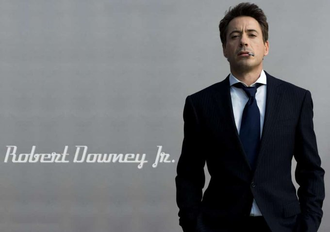 Happy Birthday Thalaivaa   Tony Stark Robert Downey Jr Ironman