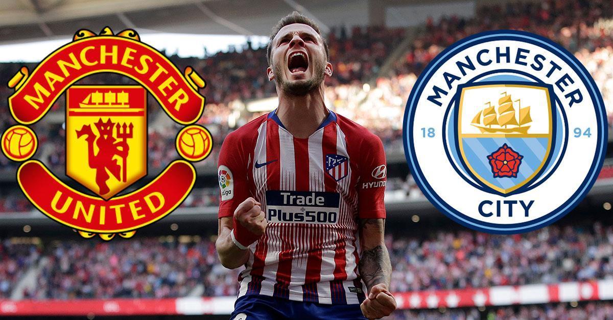 Image result for Saúl Ñíguez, Man United and man City