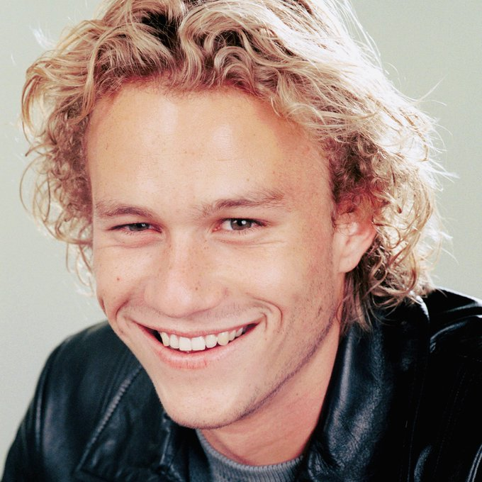 Happy birthday you beautiful boy.  heath ledger you are so missed.