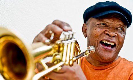 Happy 80th anniversary birthday to the legendary Hugh Masekela!