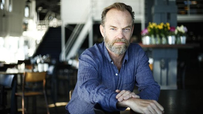 Happy 59th birthday to the extremely talented actor Hugo Weaving!