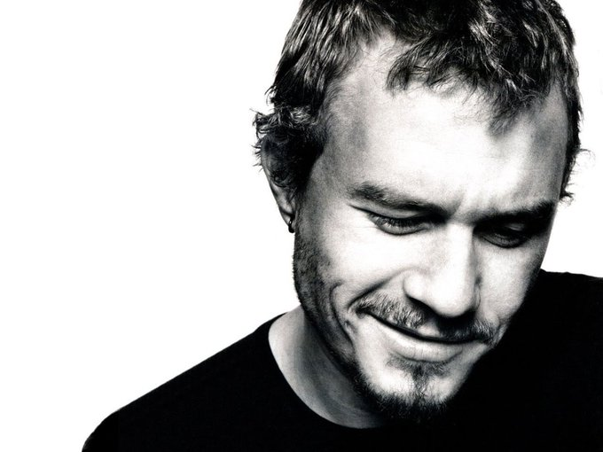 Happy Birthday Heath Ledger  He would have turned 40 today